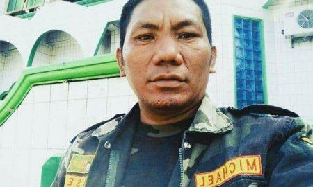 Dansatkorcab Banser Manado Sebut Widy Mokoginta Bukan Kader GP Ansor Sulut