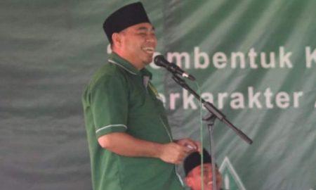 Sulut  Widy Mokoginta Michael Djamal Kader GP Ansor Dukungan Politik