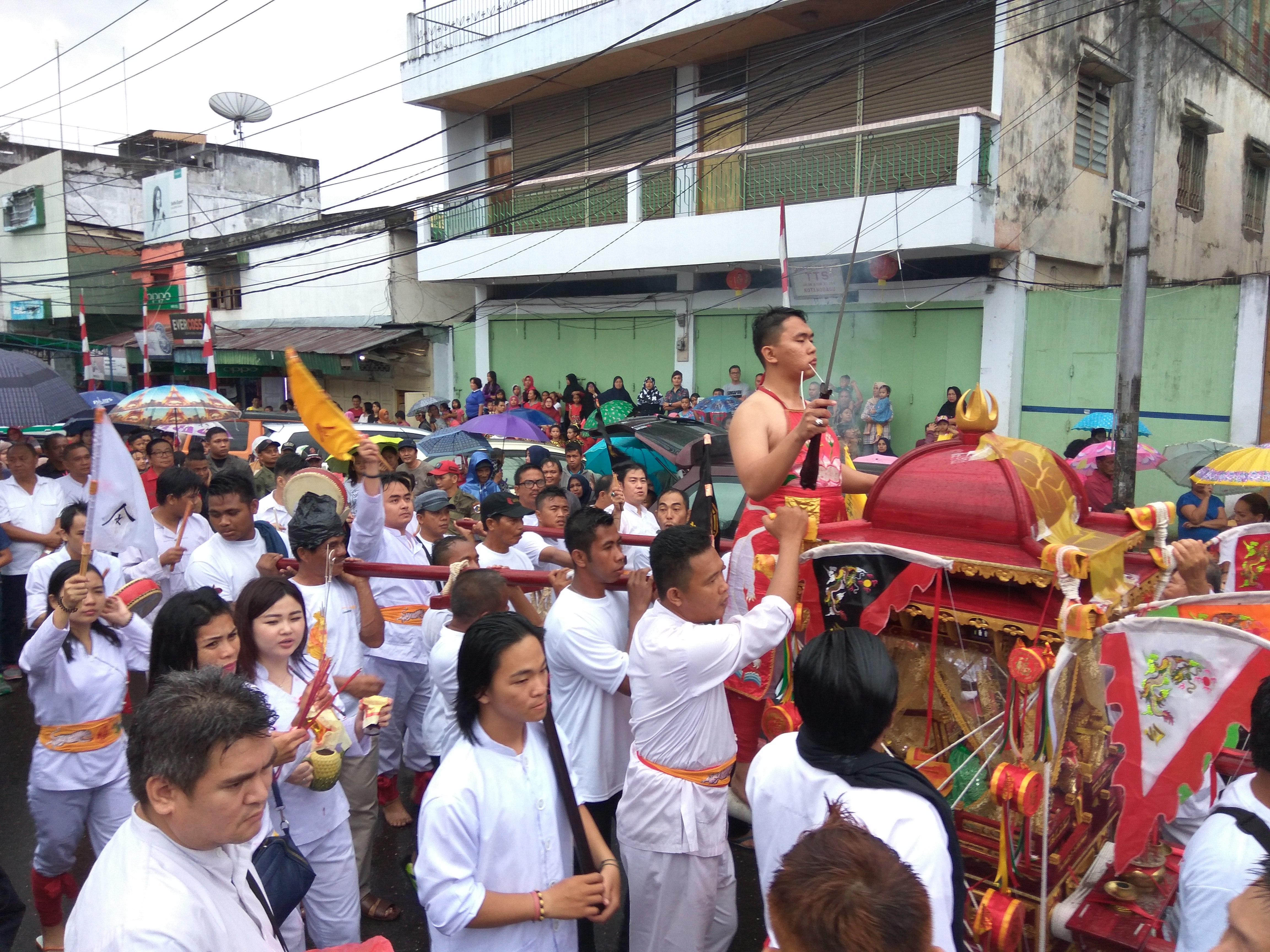 Festival Cap Go Meh, Agung Berharap Lebih Meriah Berita Kotamobagu