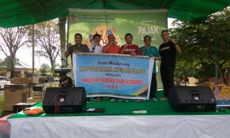 Dihadiri Pjs Walikota, KPP Pratama Kotamobagu Gelar Kampanye E-Filing dan E-Billing Berita Daerah Berita Kotamobagu