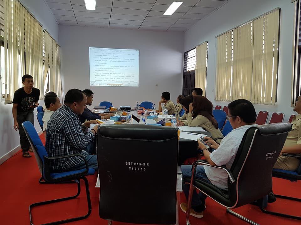 Pansus II DPRD Kotamobagu Mulai Bahas Ranperda BPD Advertorial