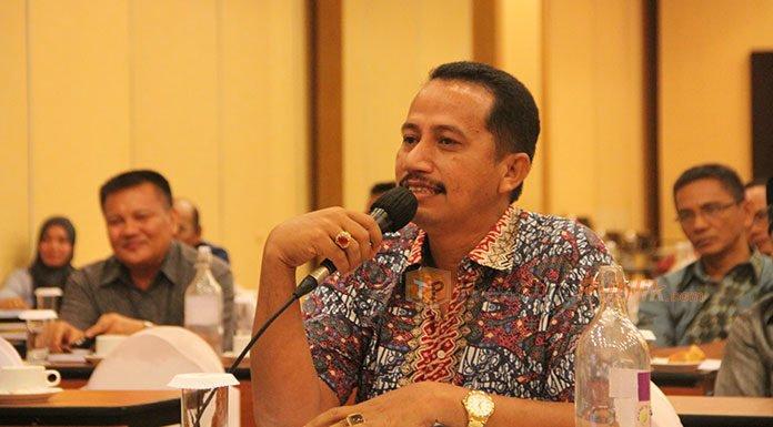 Saiful: Bantuan RLH Jangan Jadikan Bahan Kampanye   Berita Bolmut Berita Daerah