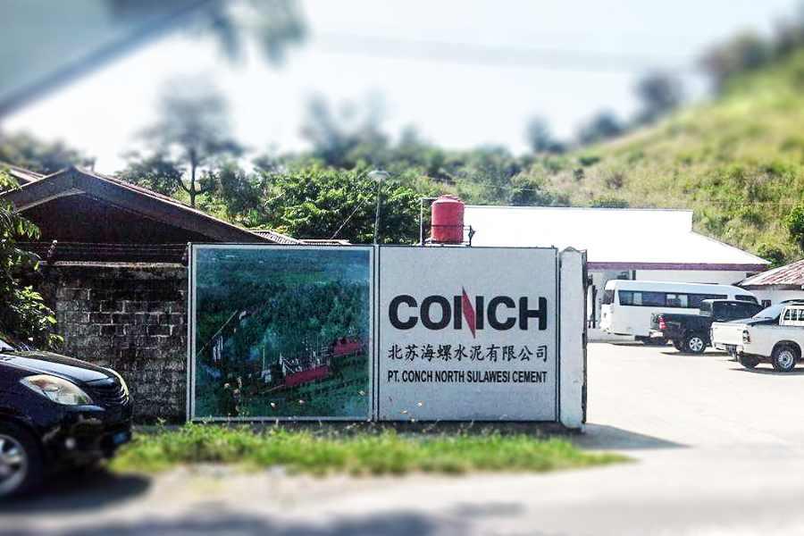 LSM Merah Putih Minta PT Conch Bangun Tempat Ibadah Berita Bolmong Berita Daerah
