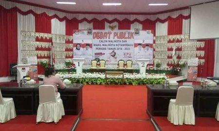 Link Streaming Debat Publik TNBK dan JaDi-Jo Berita Daerah Berita Kotamobagu