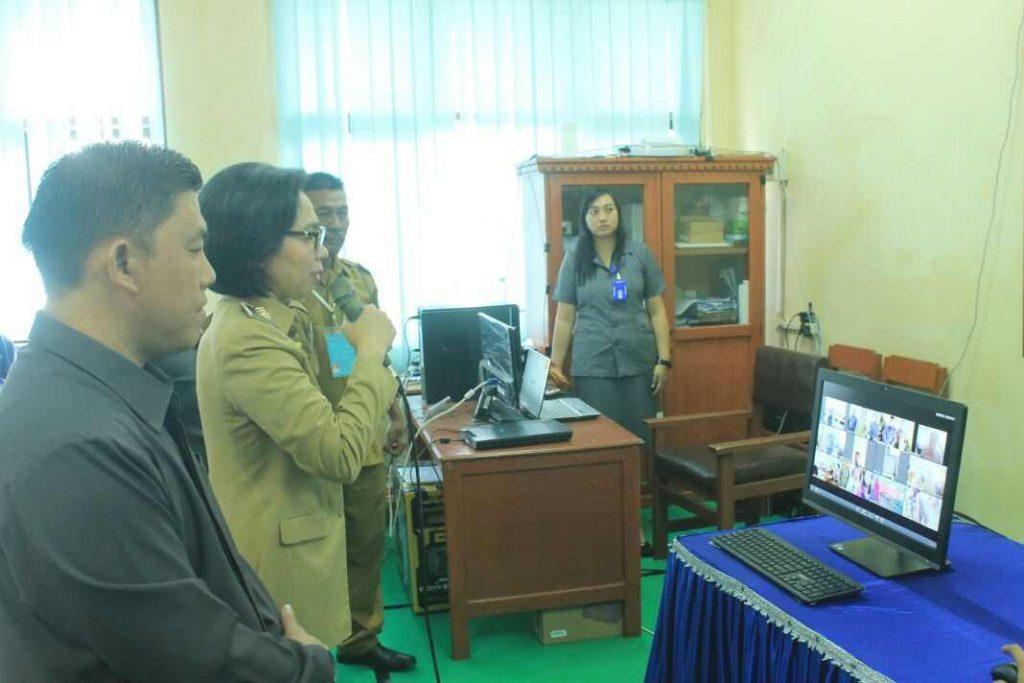 Yasti Buka Pelaksanaan UNBK di Bolmong Advertorial