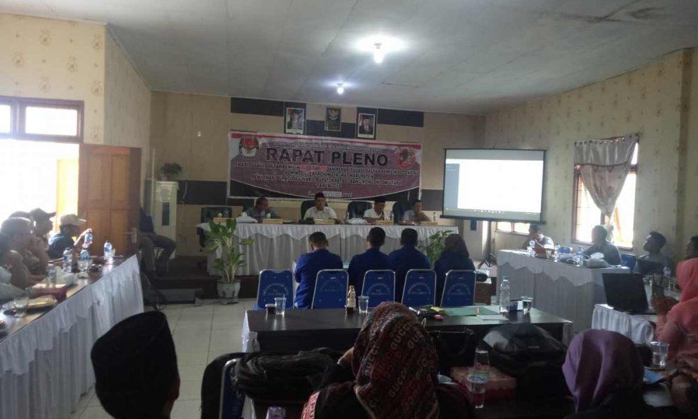 Bolmut Daerah  Pilkada KPUD faisal husin DPT Bolmut