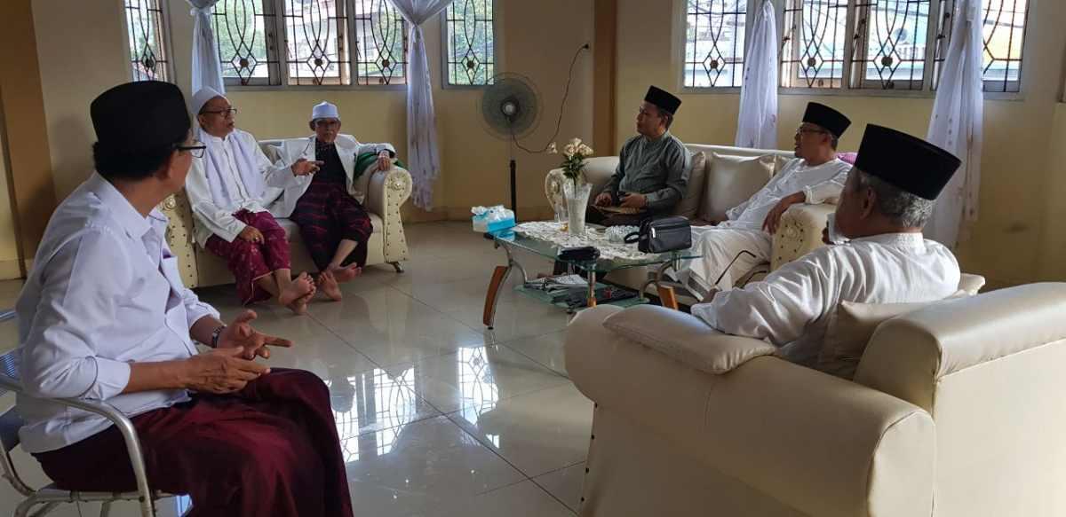 H2M Silaturahmi dengan Warga KKIG Sangihe Berita Bolsel Berita Daerah