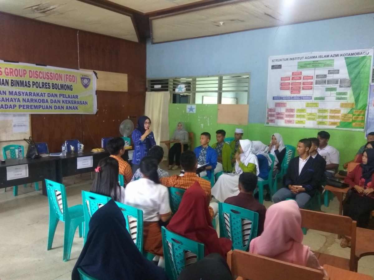 Gandeng Pemkot, Polres Bolmong Gelar Fokus Group Discussion Berita Daerah Berita Kotamobagu