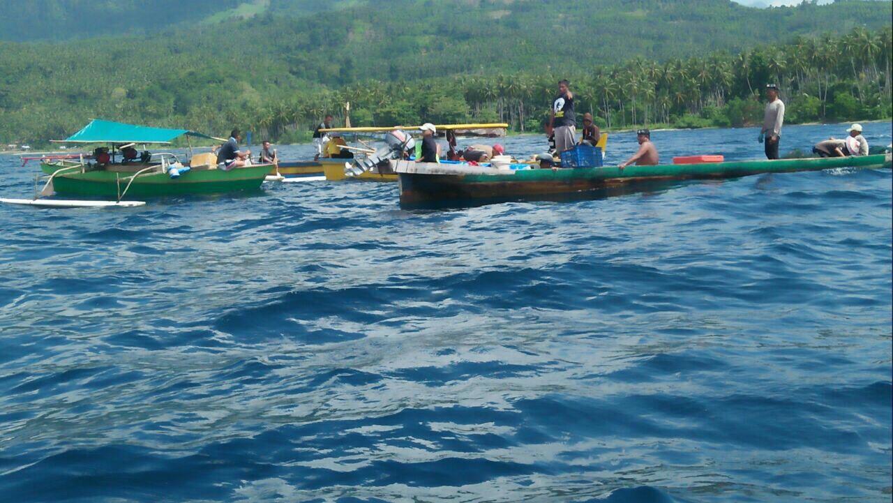 TNI Amankan 15 Pelaku Ilegal Fishing di Perairan Bolsel Berita Bolsel Berita Daerah Berita Hukum