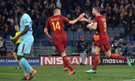 Mengejutkan! AS Roma Singkirkan Barcelona Berita Olahraga