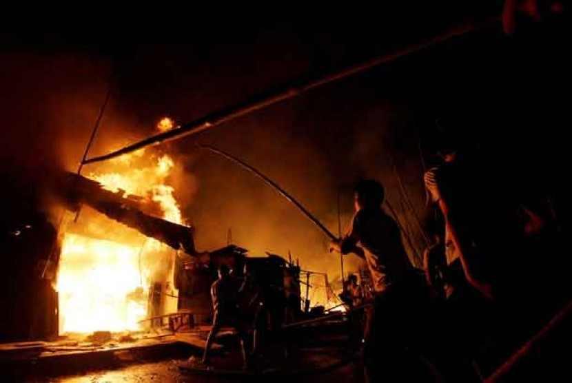 Gubuk Terbakar, Warga Sia' Tewas Terpanggang Berita Hukum
