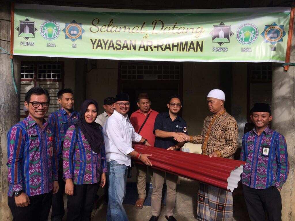 Diskominfo dan Kawan Kota Anjangsana ke Panti Asuhan Ar Rahman Berita Daerah Berita Kotamobagu