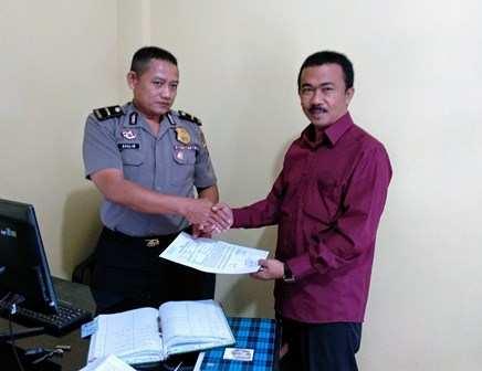 Gara-Gara Daster, Ketua DPRD Kotamobagu Laporkan Dua Warga ke Polisi Berita Hukum
