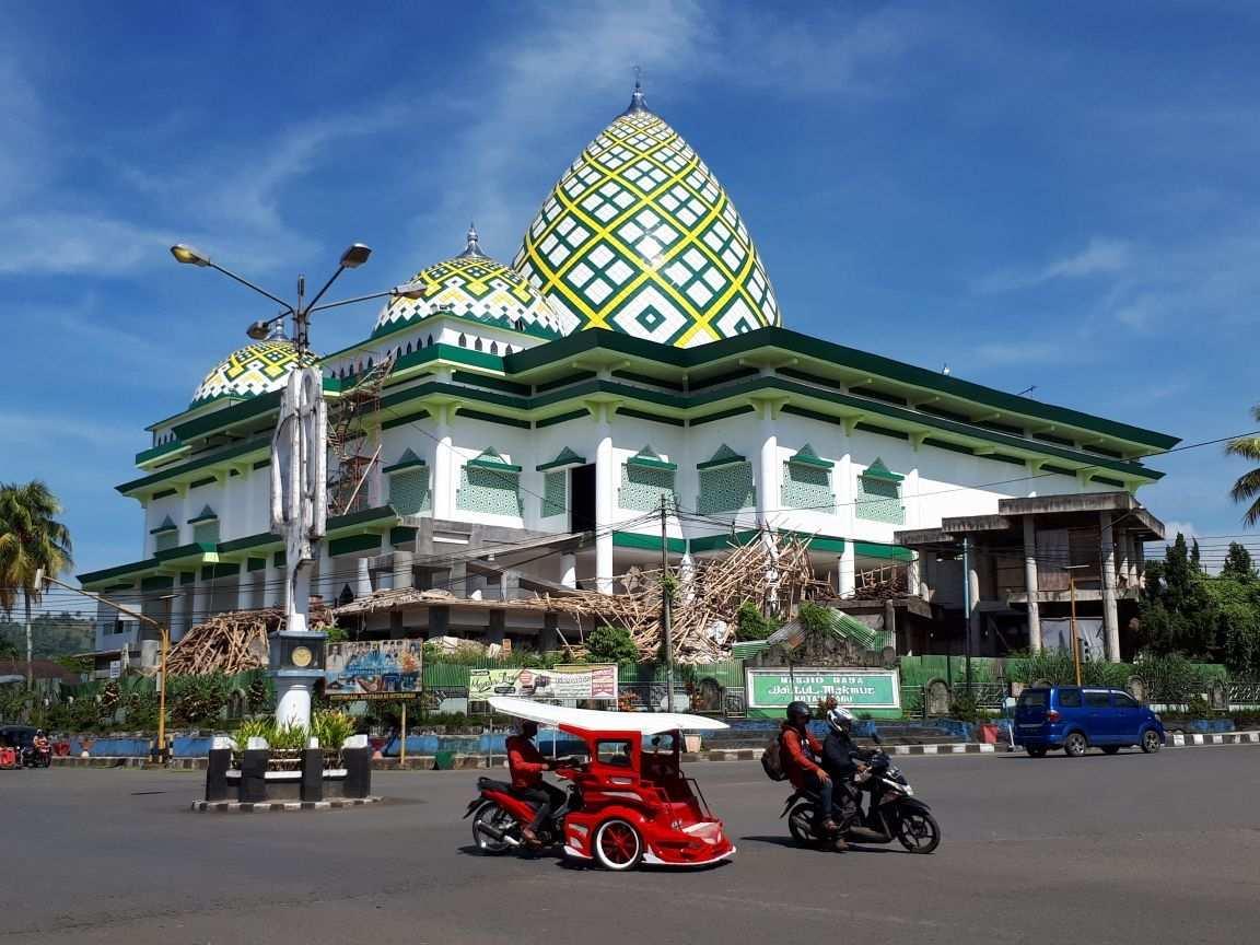 Kotamobagu Punya Potensi Wisata Religi Lengkap di Bolmong Raya Berita Daerah Berita Kotamobagu