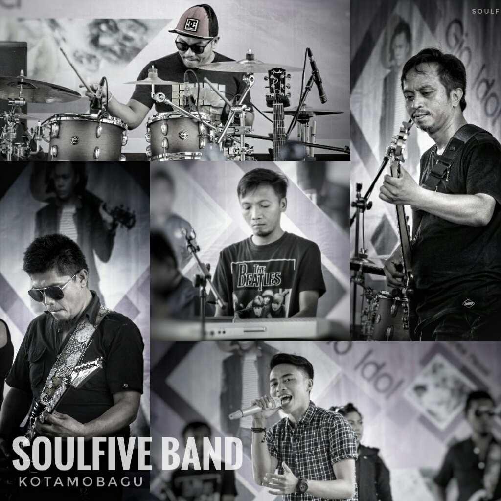 Soul Five Band Suguhkan Musik All Gendre Yang Lebih Fresh Uncategorized