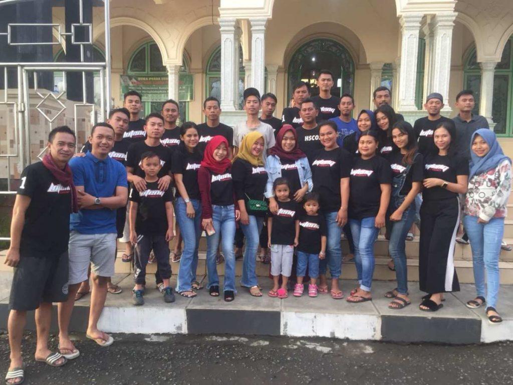 Komunitas Loteng Bagi-bagi Takjil Buka Puasa Bagi Warga Berita Daerah Berita Kotamobagu