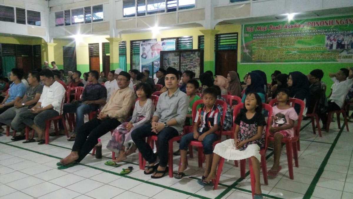 Bob Paputungan Ajak Pemuda Aktifkan Kegiatan Keagamaan di Bulan Ramadan Uncategorized