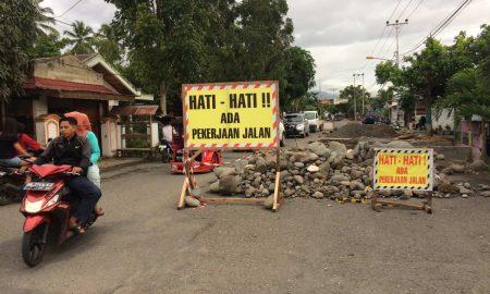 Antisipasi Banjir, PUPR Perbaiki Gorong-gorong Berita Daerah Berita Kotamobagu