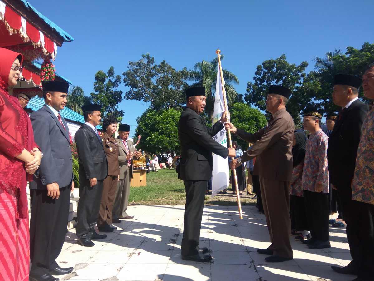 Pjs Walikota Lepas Kafilah Kotamobagu ke MTQ Tingkat Provinsi Berita Daerah Berita Kotamobagu