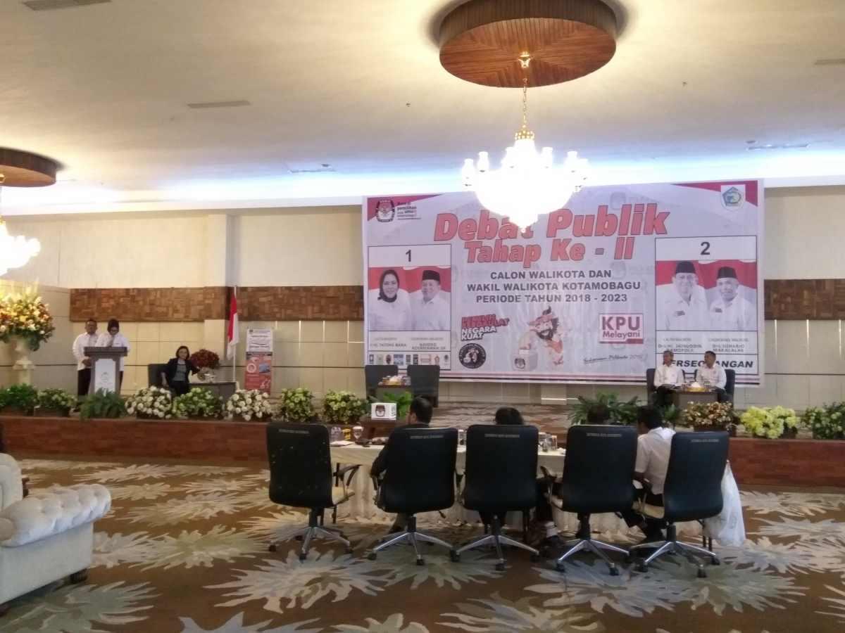 Soal Keretakan Walikota dan Wakil Walikota, Nayodo dan Jainuddin Saling Sindir Berita Politik