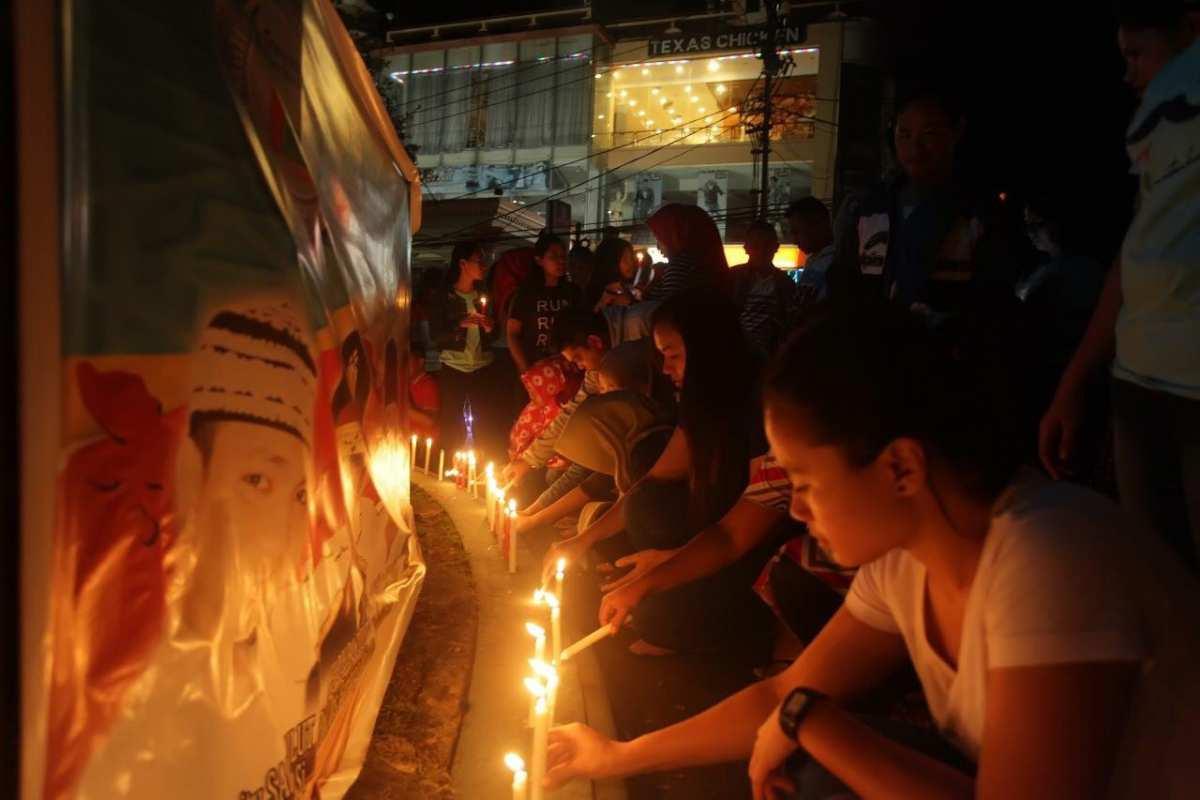 Tokoh Agama di Kotamobagu Kutuk Pelaku Bom Bunuh Diri di Surabaya Berita Daerah Berita Kotamobagu