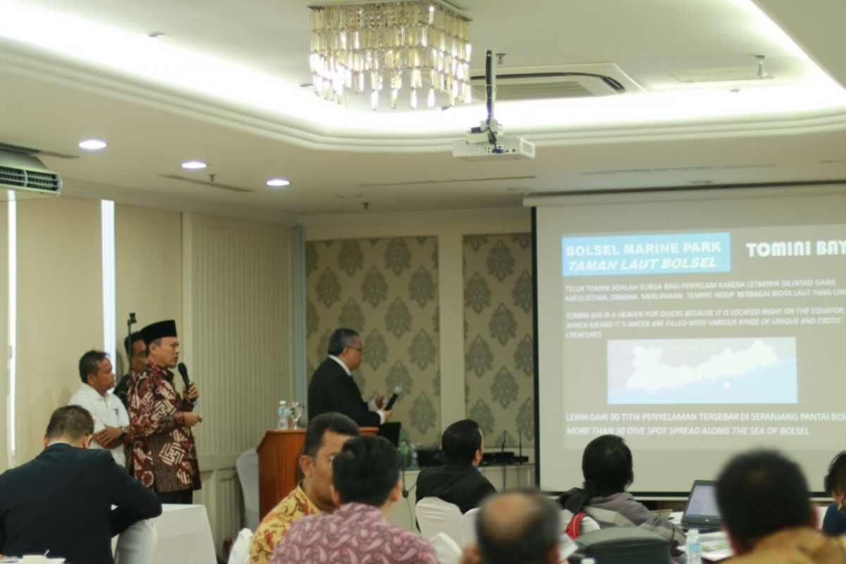 H2M Pikat Investor di Kuala Lumpur Berita Bolsel Berita Daerah