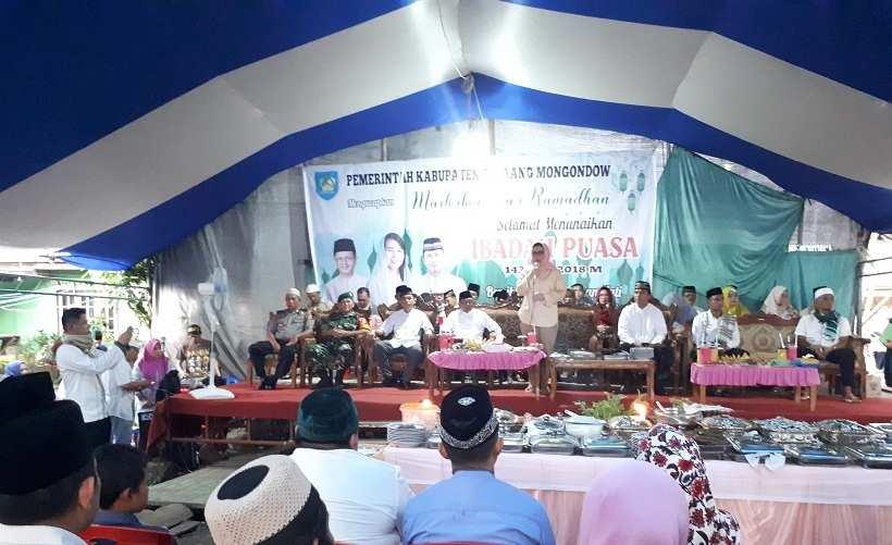 Bupati Yasti Maknai Ramadan Sebagai Bulan Berbagi Advertorial