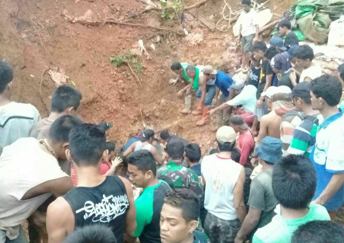 Enam Korban Tewas Sekaligus, Kapolres: Tambang Ilegal di Bakan Kita Tutup Berita Bolmong Berita Daerah