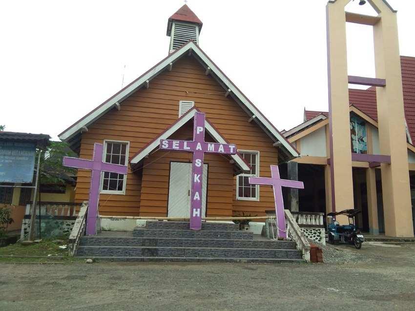 Destinasi Wisata Religi, Ini Gereja Tertua di Kotamobagu Berita Daerah Berita Kotamobagu