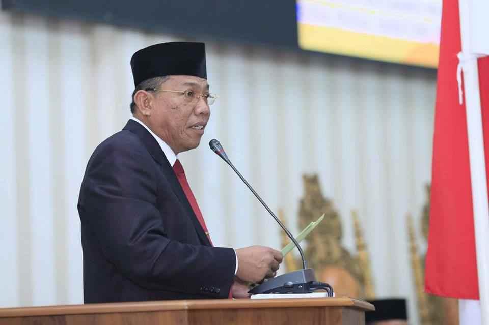 Bupati Hadiri Pelantikan Dua Pimpinan DPRD Bolmut Advertorial