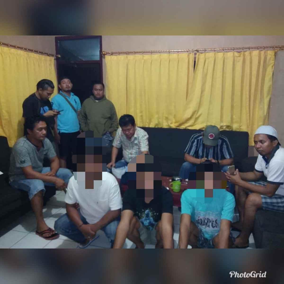 Bongkar Judi Togel, Tim Resmob Polres Bolmong Amankan Lima Pelaku Berita Hukum