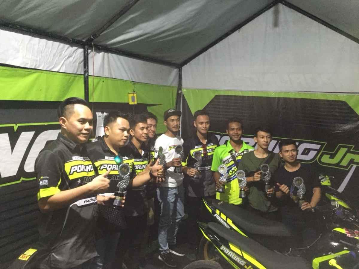 Porung Jr Raih 9 Piala di Kejurnas Manado Berita Kotamobagu Berita Olahraga