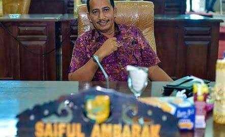 Saiful Janji Tuntaskan Seluruh Program DPRD Bolmut Berita Bolmut