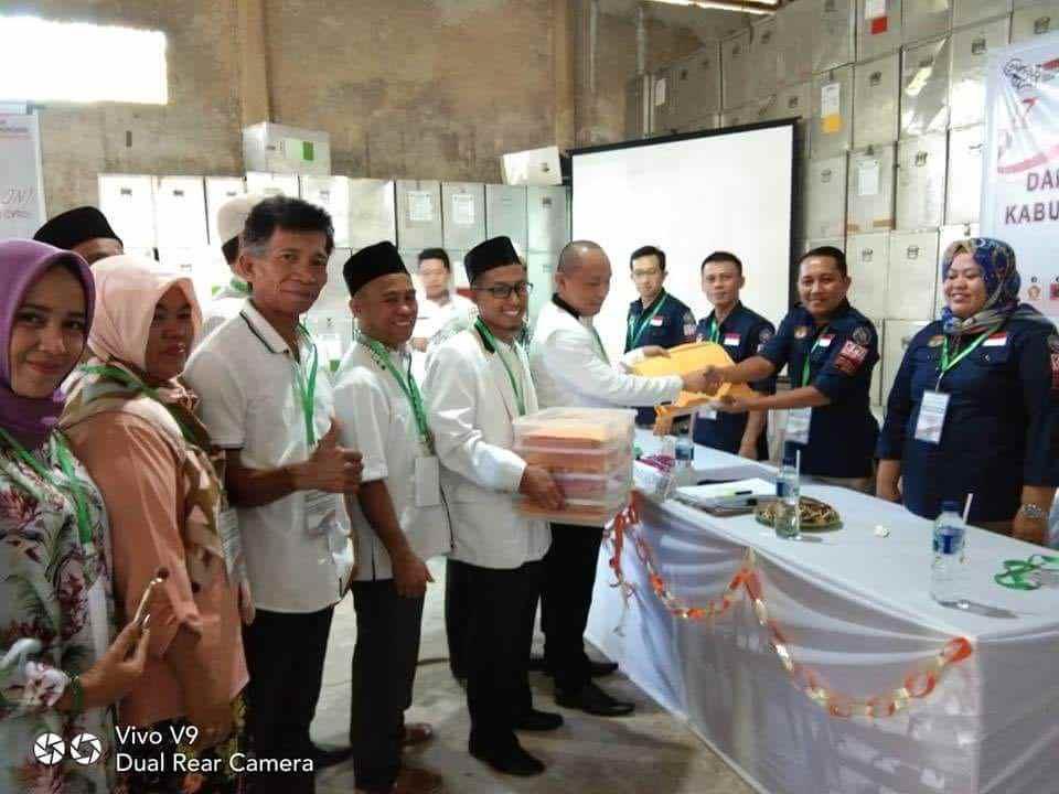 DPD PKS Bolmong Pendaftar Pertama di KPU Berita Politik
