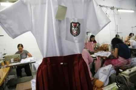 Orderan Seragam Sekolah di Kotamobagu Meningkat Berita Kotamobagu