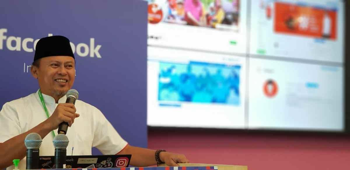 H2M Bertemu Manajemen Facebook Indonesia Advertorial Berita Bolsel