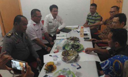 23 September Kampanye Pemilu 2019 Dimulai, KPU Bolmong Gelar Rakor Berita Bolmong