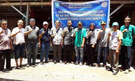 DPESDM Sidak Dua Pasar di Bolmong