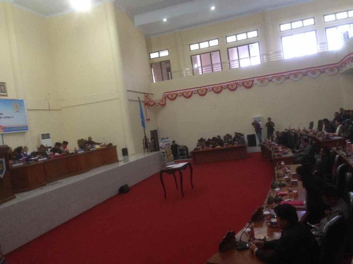 APBD Perubahan Bolmong Tahun 2018 Ditetapkan Berita Bolmong