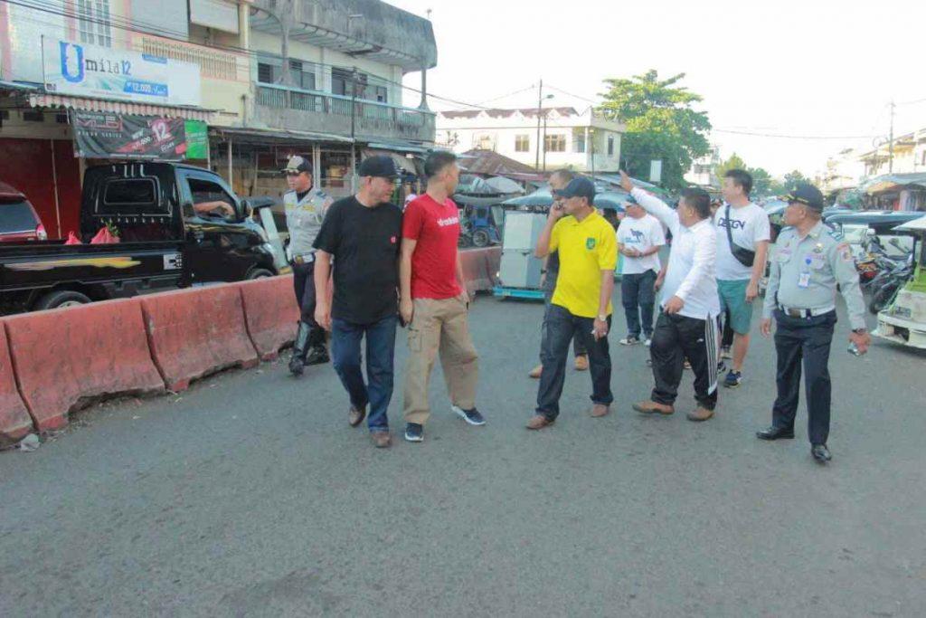 Wakil Walikota Kotamobagu Tinjau Pasar Serasi Advertorial