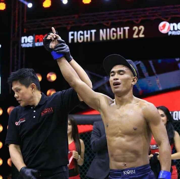 Lewat MMA, Andrey Pakaryanto Harumkan Nama Kotamobagu di Kancah Nasional Berita Kotamobagu Berita Olahraga