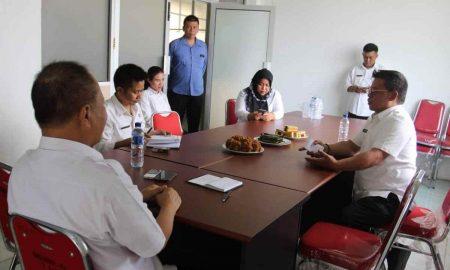 Wakil Walikota Kotamobagu Sidak di Kantor Tempat Istrinya Bertugas. Hasilnya? Berita Kotamobagu
