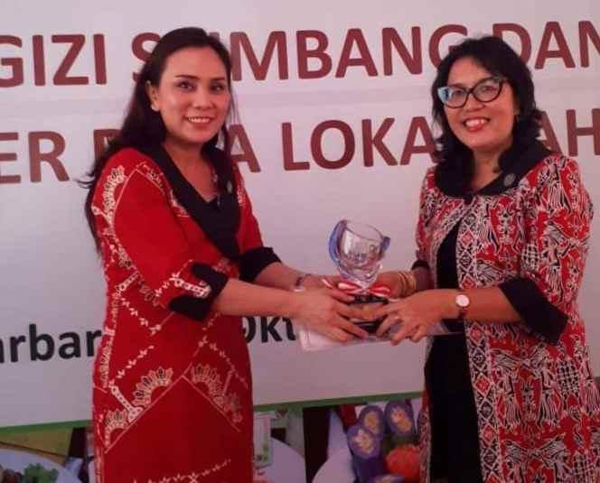 Hebat! TP PKK Bolmong Juara Cipta Menu Tingkat Nasional Berita Bolmong