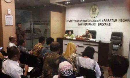 DPRD Bolmut Perjuangakan Nasib Honorer K2 di Kemenpan-RB Berita Bolmut