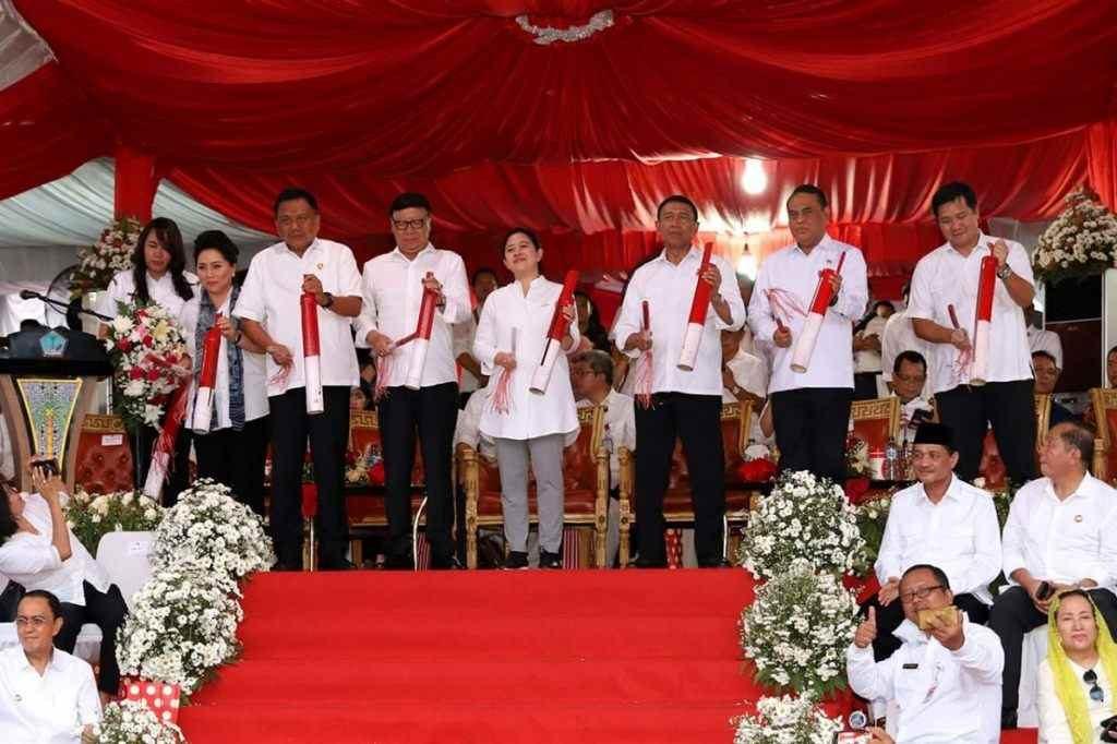 Hadiri Pekan Kerja Revolusi Mental, Yasti Juga Temui Tiga Menteri Advertorial