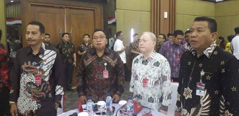 Ketua DPRD Bolmut Hadiri Pembekalan Kepemimpinan Pemerintahan Dalam Negeri Advertorial Berita Bolmut