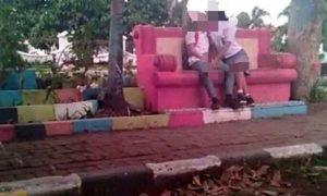 Video Pelajar SMA Ciuman Bibir di Lapangan Kotamobagu Beredar di Facebook Berita Hukum