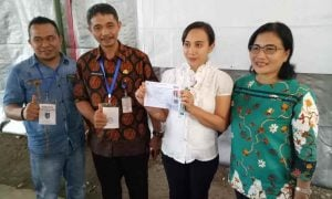 Tes CPNS Bolmong, Wanita Hamil Asal Mogolaing Ini Capai Passing Grade Sesi Enam Berita Bolmong