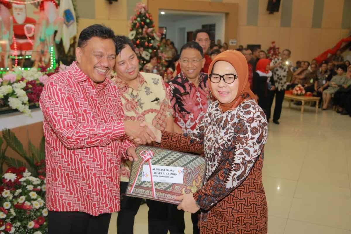 Puji 3 Tahun Pemerintahan OD-SK, Tatong Berharap Begini! Berita Kotamobagu