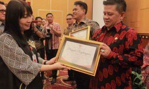 Pemkot Kotamobagu Dapat Penghargaan dari KIP Advertorial